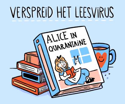 Verspreid het leesvirus en win een boekencheque