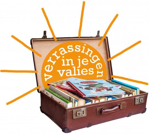 boekenpakket verrassingen in je valies