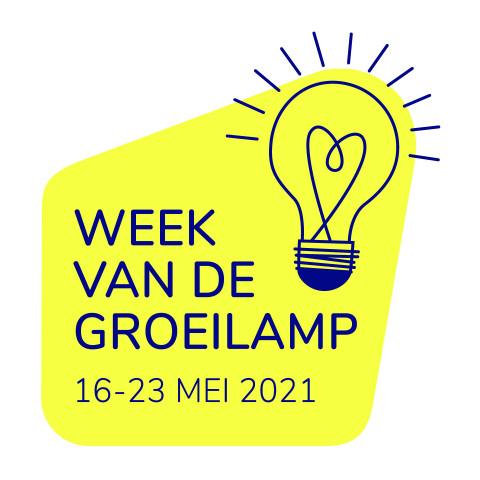 Logo Week van de Groeilamp
