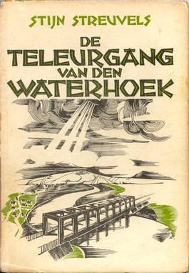 boek cover De teleurgang van de Waterhoek.